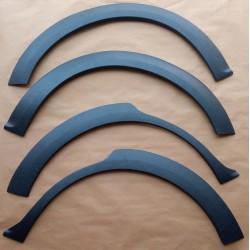 Plastové lemy Opel Zafira B 5dv. 2004-2014