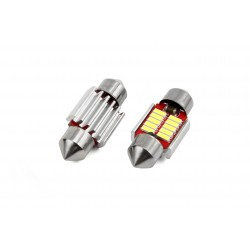 Led žiarovka C5W 10SMD 31mm CANBUS