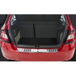 Ochranná nerezová lišta prahu piatych dverí Škoda Fabia III Hatchback  2014 -