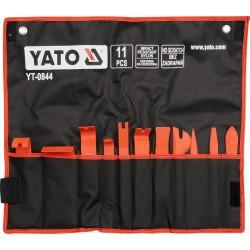 YATO Sada na demontáž čalúnenia 11 ks