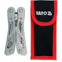 YATO Multifunkčný nôž 9 funkcií