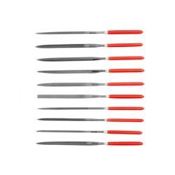 YATO Sada pilníkov ihlových 4 x 160 mm 10 ks