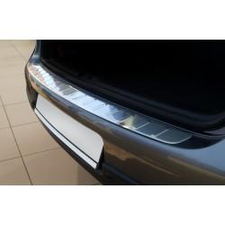 Ochranná nerezová lišta prahu piatych dverí VW Golf V 2003 - 2008