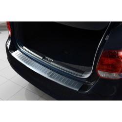 Ochranná nerezová lišta prahu piatych dverí VW Golf VI Variant 2009 - 2013