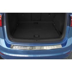 Ochranná nerezová lišta prahu piatych dverí VW Golf VI Plus 2009 - 2012