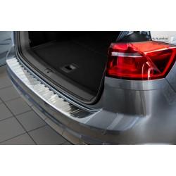Ochranná nerezová lišta prahu piatych dverí VW Golf VII Sportsvan 2014 -  -