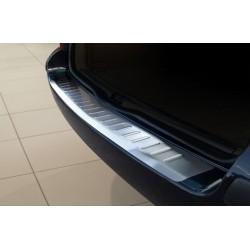 Ochranná nerezová lišta prahu piatych dverí VW Passat B5 2000 - 2005