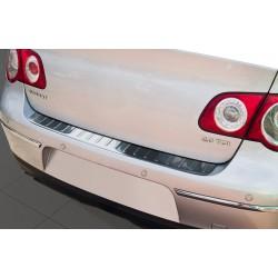 Ochranná nerezová lišta prahu piatych dverí VW Passat B6 2005 - 2011