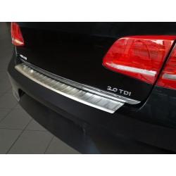 Ochranná nerezová lišta prahu piatych dverí VW Passat B7 Limousine 2011 -