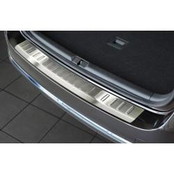 Ochranná nerezová lišta prahu piatych dverí VW Passat B7 Alltrack 2012 -
