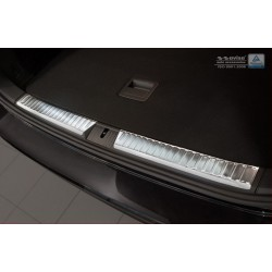 Vnútorná nerezová lišta prahu piatych dverí VW Passat B8 Variant 2014 -