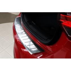 Ochranná nerezová lišta prahu piatych dverí VW Passat Polo V 2009 - 2014