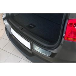 Ochranná nerezová lišta prahu piatych dverí VW Tiguan 2007 - 2015