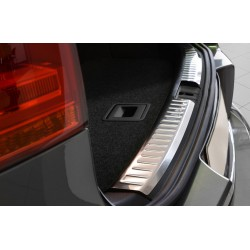 Vnútorná nerezová lišta prahu piatych dverí VW Tiguan 2007 - 2015