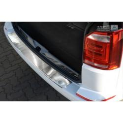 Ochranná nerezová lišta prahu piatych dverí VW Transporter T6 2015 -