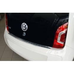 Ochranná nerezová lišta prahu piatych dverí VW UP 3/5 dver. 2012 -
