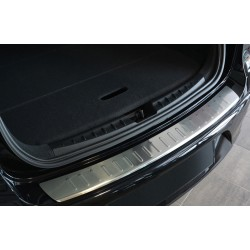Ochranná nerezová lišta prahu piatych dverí Seat Altea XL 2006 -