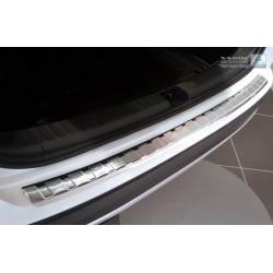 Ochranná nerezová lišta prahu piatych dverí Seat Ateca 2016 -