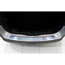 Ochranná nerezová lišta prahu piatych dverí Opel Astra H caravan (combi) 2004 - 2012