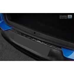 Ochranná nerezová lišta prahu piatych dverí (čierna) Opel Grandland X 2017 -