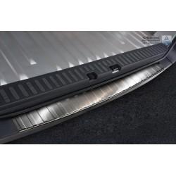 Ochranná nerezová lišta prahu piatych dverí Opel Movano 2014 -