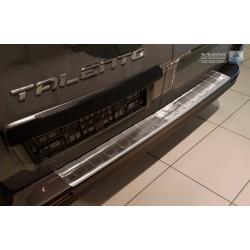 Ochranná nerezová lišta prahu piatych dverí Opel Vivaro II 2014 -