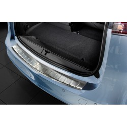 Ochranná nerezová lišta prahu piatych dverí Opel Zafira C Tourer 2012 -