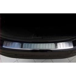 Ochranná nerezová lišta prahu piatych dverí Volvo V60 2010 -