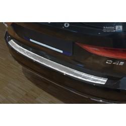 Ochranná nerezová lišta prahu piatych dverí Volvo V90 2016 -