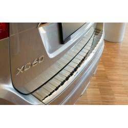 Ochranná nerezová lišta prahu piatych dverí (lesklá) Volvo XC60 2013 - 2017