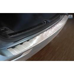 Ochranná nerezová lišta prahu piatych dverí Volvo XC60 II 2017 -