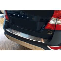 Ochranná nerezová lišta prahu piatych dverí Volvo XC70 2007 - 2013