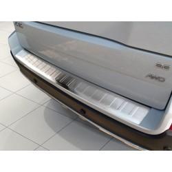 Ochranná nerezová lišta prahu piatych dverí Volvo XC90 2006 - 2014