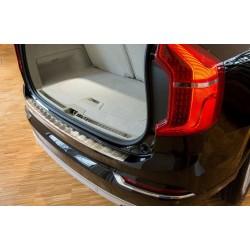 Ochranná nerezová lišta prahu piatych dverí Volvo XC90 2015 -