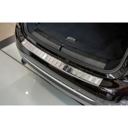 Ochranná nerezová lišta prahu piatych dverí BMW 2 F46 Gran Tourer 2015 -