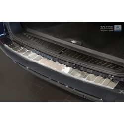 Ochranná nerezová lišta prahu piatych dverí BMW 5 G31 Touring 2017 -