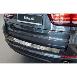 Ochranná nerezová lišta prahu piatych dverí BMW X5 F15  2013 -