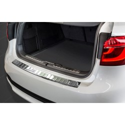 Ochranná nerezová lišta prahu piatych dverí BMW X6 F16  2014 -