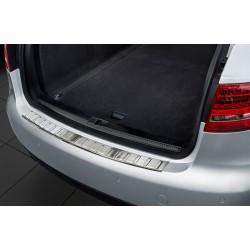 Ochranná nerezová lišta prahu piatych dverí Audi A4 B8 Avant 2008 - 2012