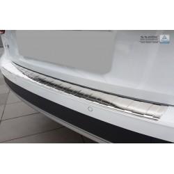 Ochranná nerezová lišta prahu piatych dverí Audi A4 B9 Allroad 2015 -