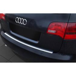 Ochranná nerezová lišta prahu piatych dverí Audi A6 C6 Avant 2005 - 2011