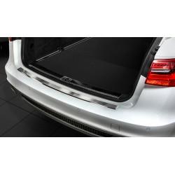 Ochranná nerezová lišta prahu piatych dverí Audi A6 C7 Avant 2011 -