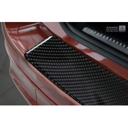 Kryt prahu piatych dverí (čierny carbon) Audi Q5 2008 -