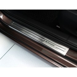 Nerezové kryty prahov Škoda Octavia III 2013 -
