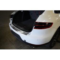 Ochranná nerezová lišta prahu piatych dverí Porsche Macan 2014 -