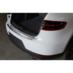 Ochranná nerezová lišta prahu piatych dverí (lesklá) Porsche Macan 2014 -