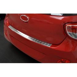 Ochranná nerezová lišta prahu piatych dverí Hyundai i10 2013 -