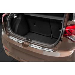 Ochranná nerezová lišta prahu piatych dverí Hyundai i20 2014 -