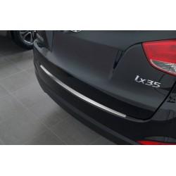 Ochranná nerezová lišta prahu piatych dverí Hyundai ix35 2010 -