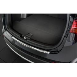 Ochranná nerezová lišta prahu piatych dverí Hyundai Santa Fe 2012 -